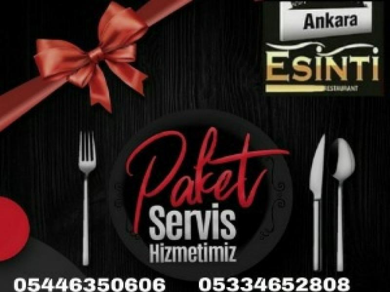 Esinti Restaurant