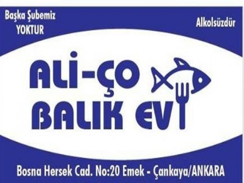 Ali ÇO  Balık Evi Restaurant